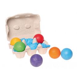 Bolas de colores Grimms