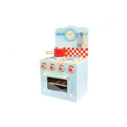 Cocina Oven Hob Blue