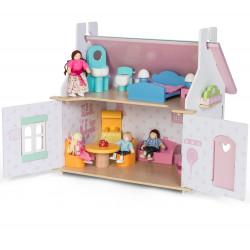 Casa de muñecas Lily Le Toy...