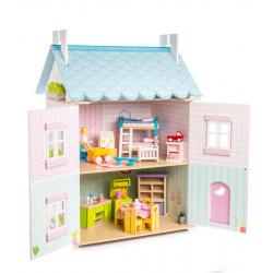Casa de muñecas Blue Bird...