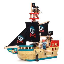 Barco pirata Jolly Le Toy Van