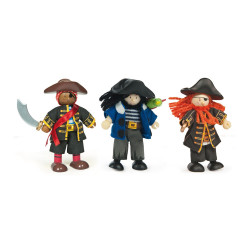 Capitanes Buccaneers Le Toy...