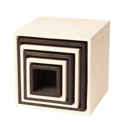 Cubos Apilables Monochrome...
