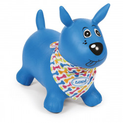 Perro Saltarín Azul Ludi