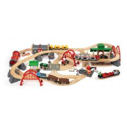 Set de circuito de tren...