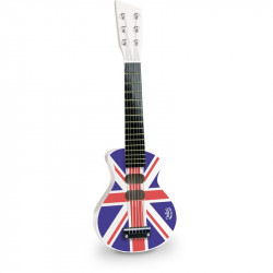 Guitarra de rock infantil...