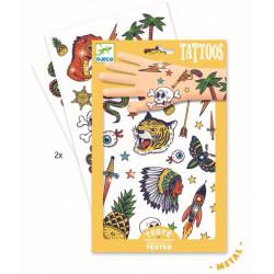 Tatuajes Bang Bang DJECO