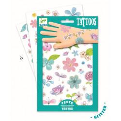 Tatuajes Flores campestres...
