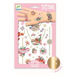 Tatuajes Las joyas de Fiona...