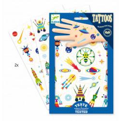 Tatuajes El espacio DJECO
