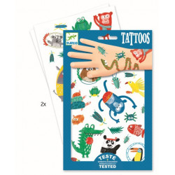 Tatuajes Hocicos DJECO
