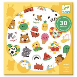 Stickers Emoji DJECO