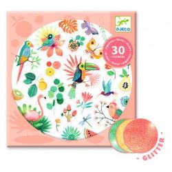 Stickers El paraiso DJECO