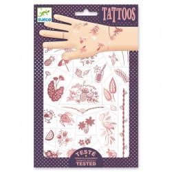 Tatuajes hola verano DJECO