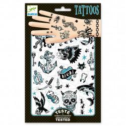 Tatuajes Lado Oscuro DJECO