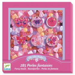 Abalorios de perlas...