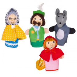 Marionetas de Dedo...