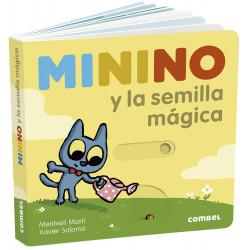 Minino y la semilla mágica...