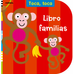Libro Toca, Toca Familias
