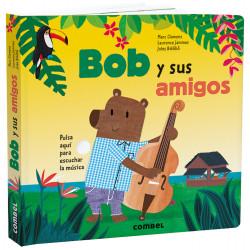 Bob y sus amigos Libro musical