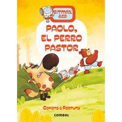 Paolo, el perro pastor Combel