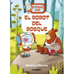 El robot del bosque Combel