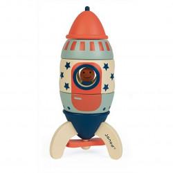 Cohete magnético Lucky Star...