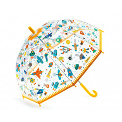Paraguas espacio djeco