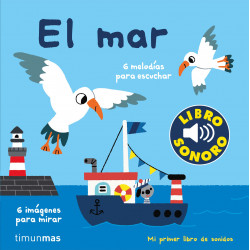 El mar Libro musical