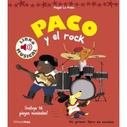 Libro musical Paco y el Rock