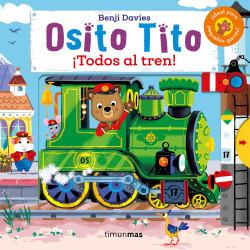 Osito Tito Todos al tren