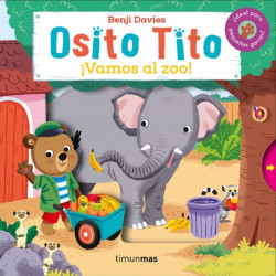 Osito Tito vamos al zoo!