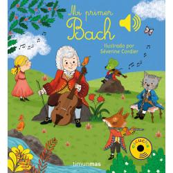 Mi primer Bach libro musical