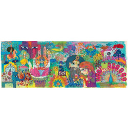 Puzzle Gallery Magic India...