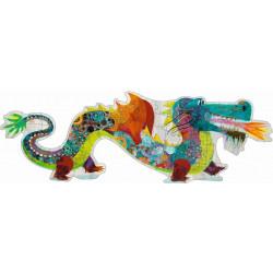 Puzzle Gigante El dragón...