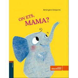 Llibre On ets, mama?