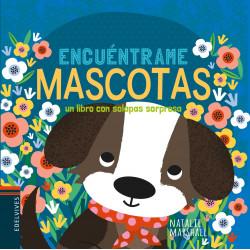 Libro encuéntrame Mascotas