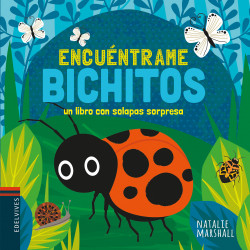 Libro encuéntrame Bichitos