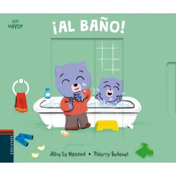 Libro ¡Al baño!