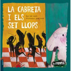 Llibre La cabreta i els set...
