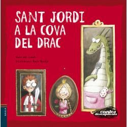 Llibre Sant Jordi a la Cova...