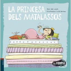 Llibre La princesa dels...