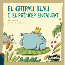 Llibre El gripau blau i el...