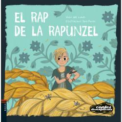 Llibre El rap de la Rapunzel