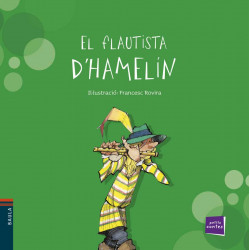 El Flautista d'Hamelín Baula