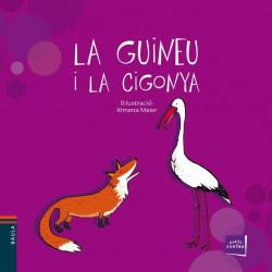 La Guineu i la cigonya Baula