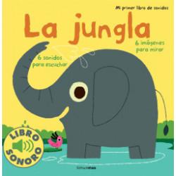 Libro con sonidos La jungla