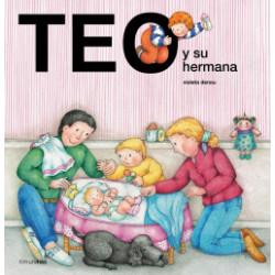Libro Teo y su hermana
