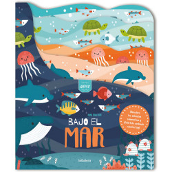 Libro Bajo el mar