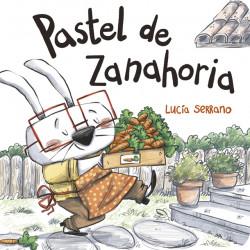 Libro Pastel de Zanahoria